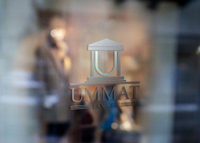 Ummat Tax Logo